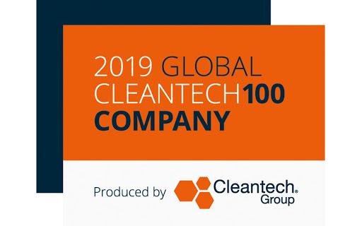 Top 100 Global Cleantech list